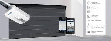 garage door appMobility app components  Novoferm Group