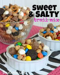 sweet and salty snacks. Exellent And Sweet U0026 Salty Trail Mix Intended And Snacks U