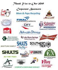 Chautauqua County Fair Sponsors