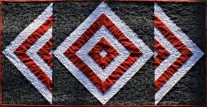 Free Table Top Quilt Patterns – BOMquilts.com & Striped Independence – an Original Design and Free Quilted Table Runner  Pattern by TK Harrison, Owner of BOMquilts.com. Celebrate every patriotic  holiday ... Adamdwight.com