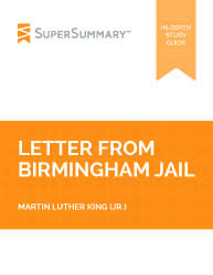 letter from birmingham jail small