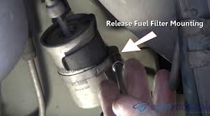 how to fix engine surging in under 45 minutes 2006 Mustang Gt Fuel Filter replacing fuel filter 2006 mustang gt fuel filter location