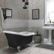 stone bathroom tiles. Sasso Stone Effect Tiles Bathroom E