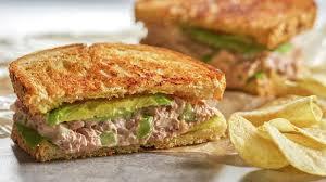 Tuna Salad Sandwiches Recipe Bettycrockercom