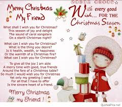 best image merry christmas for friends quotes