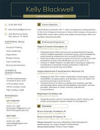 Resume Templaye Professional Resume Templates Free Microsoft Word Download
