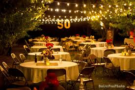 10 spectacular 50th anniversary party ideas for pas diy 50th wedding anniversary party from salty bison