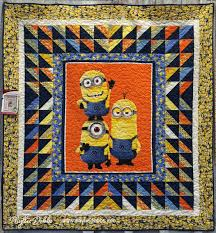 minion quilt pattern in magazine | And for kids, Quilting ... & minion quilt pattern in magazine | And for kids, Quilting Treasures has the  fabrics for Adamdwight.com