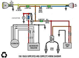 yamaha banshee wiring diagram yamaha image wiring 650 rider u003e u003e xs650 u003e u003e custom work chop bob cafe and on yamaha banshee yamaha banshee wiring diagram