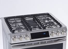 Image Cu Ft Samsung Nx58h9500ws Digital Trends Best Gas Ranges From Consumer Reports Tests Consumer Reports
