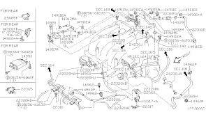 2002 nissan maxima engine control vacuum piping 2002 nissan maxima engine control vacuum piping thumbnail 1