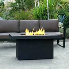 small outdoor fire pit large size of decoration propane gas bowl electric table patio idea for new rectangle electric fire