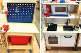 childrens wooden workbench play tool bench plans free homemade projects for a toy canada