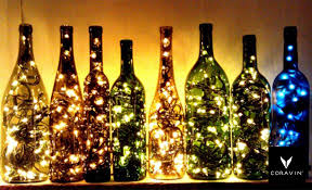 Decorative Wine Bottles With Lights Blog 100 Creative Ways to Reuse your Empty Wine Bottles 40