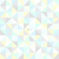 wallpaper triangles mint green pastel