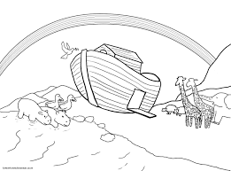 Download Coloring Pages. Noah Coloring Page: Noah Coloring Page ...