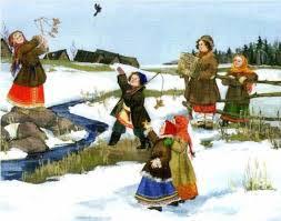 Урок конспект по теме Старинные весенние праздники  Встреча птиц