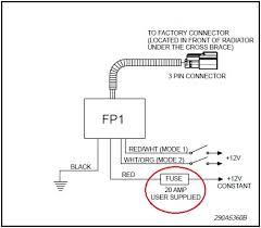 2009 ford crown victoria police interceptor automechanic headlamp flasher wig wag wiring diagram