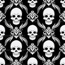 Skull Pattern Inspiration Skull Pattern By Alitsuarnegara GraphicRiver