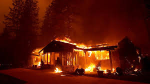 Paradise Calif Destroyed By Wildfire Authorities Say Npr
