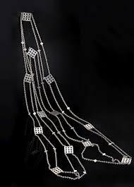 kolo moser 1868 vienna 1918 a necklace gift of gustav klimt to emilie flöge