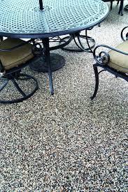 full image for patio flooring with wrought iron furnitureoutdoor over grass outdoor rubber floor tiles