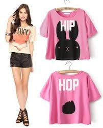 Details about Summer <b>women</b> Casual Loose <b>round neck Cartoon</b> ...