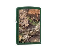 <b>Зажигалка Zippo</b> «<b>Mossy Oak</b> Break-Up» с покрытием Green Matte ...