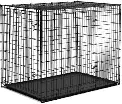 midwest solutions series xxlarge heavy duty double door dog crate
