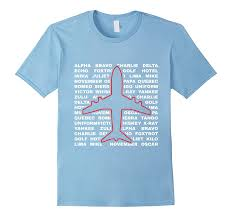 Let's get the basics down first, every letter has its own name in aviation. Aviation Phonetic Alphabet Pilots Airplane T Shirt Cl Colamaga