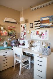 small office room ideas. Tips For Creating A Sewing Space In No At All! How To Be Crafty Without An Actual Craft Room. Small Office Room Ideas R