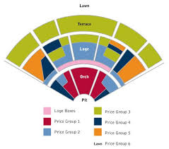 Unexpected Verizon Amphitheater Seating View Cmac Seating