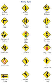nc dmv permit test cheat sheet traffic signs and meanings marlene rodriguez getting drivers
