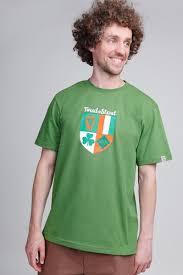 Футболка TWEED&STOUT Ирландия (Зеленый, L ...
