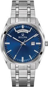 <b>Часы Bulova 96C125</b> - купить <b>мужские</b> наручные часы в ...