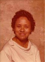 Obituary for Frankie Mae Washington