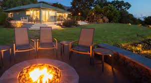 outdoor propane fire pit featured
