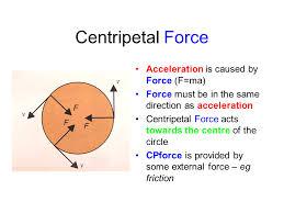 centripetal force equation. go centripetal force equation
