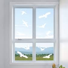 Wandkingsde Vogelschutz Aufkleber Für Fenster 12 Stück Erhältlich
