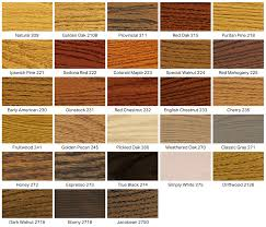 Stain Colors Fabulous Floors Charleston