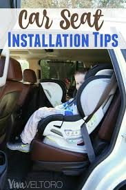 it doesn t matter how safe your car seat is if it s installed wrong