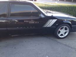 Josh McClung's 1993 Ford Mustang on Wheelwell