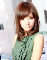 大人かわいい暗髪セミロングhi 211 ヘアカタログ髪型ヘア
