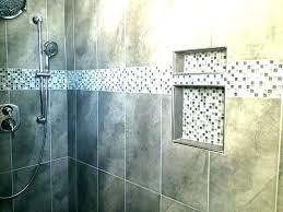 accent tile in shower vertical tile shower vertical glass tile accent in shower accent tile in shower or not custom vertical glass tile accent in shower