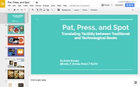 Why I Use Google Slides Now Hastac