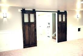 hanging closet doors on tracks how to remove glass sliding door from ceiling