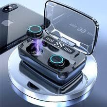 Wireless Earphones <b>Bluetooth V5</b>.0 <b>TWS</b> Wireless Bluetooth ...