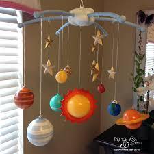 Solar System Bedroom Decor Solar System Decor Etsy