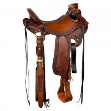 LETITIA WADE - Natural Horseman Saddles
