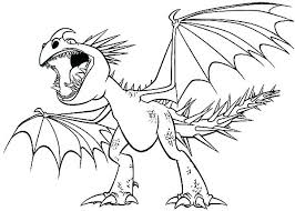 Coloring Dragon Coloring Pages Online Free Kids Cute Colouring
